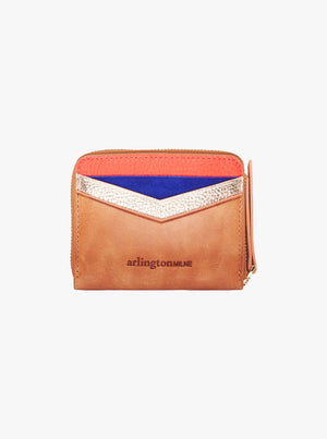 Load image into Gallery viewer, Alexis Zip Purse