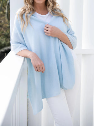Cashmere Topper Heavenly