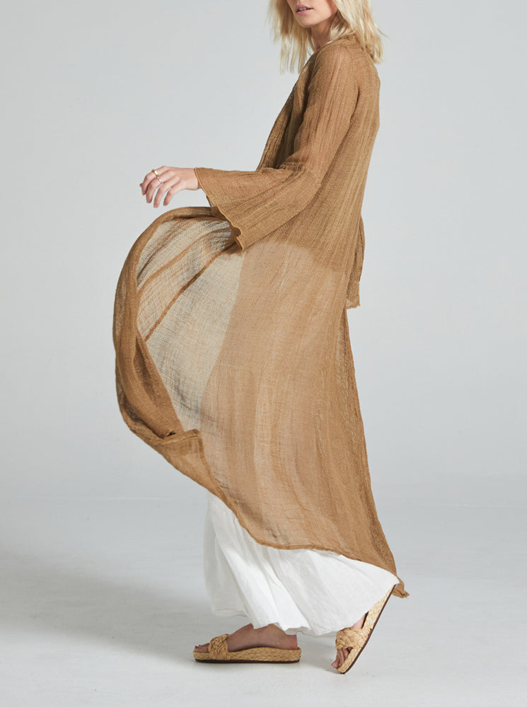 Load image into Gallery viewer, Twiggy Maxi Cloak