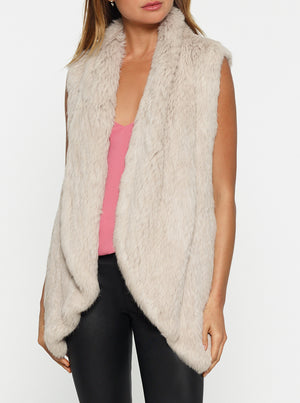 Load image into Gallery viewer, Lush Luxe Fur Vest