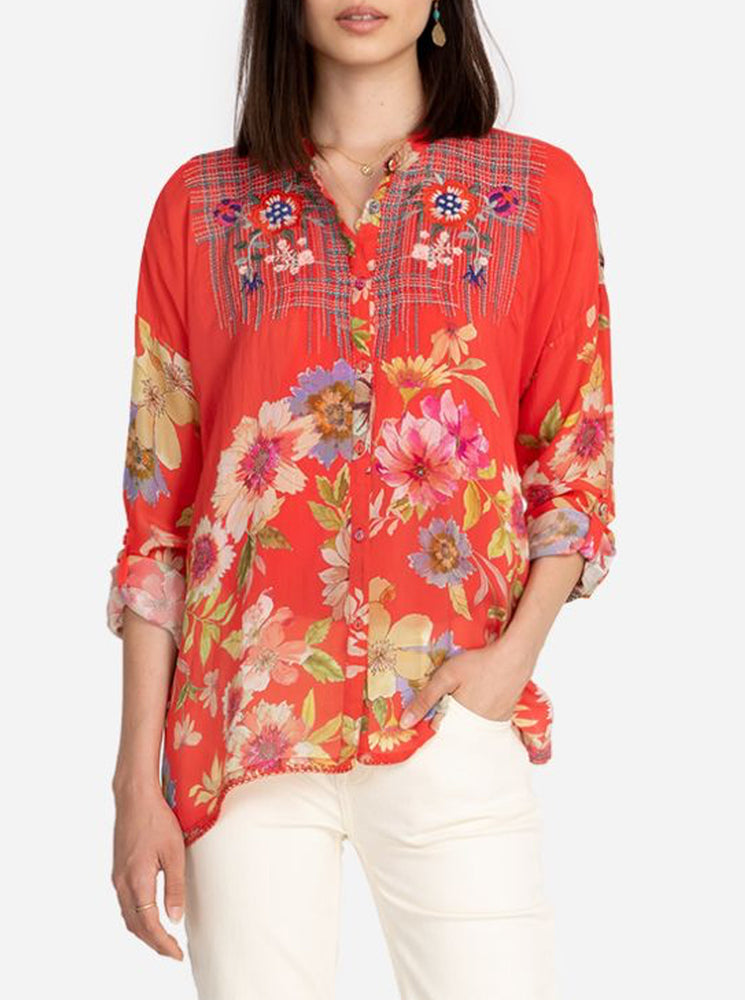 Load image into Gallery viewer, Odessa Blouse