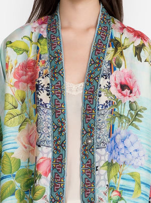 Load image into Gallery viewer, Parvati Kimono (Reversible)