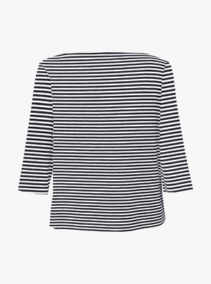 *PRE-ORDER* Relaxed Boatneck Top