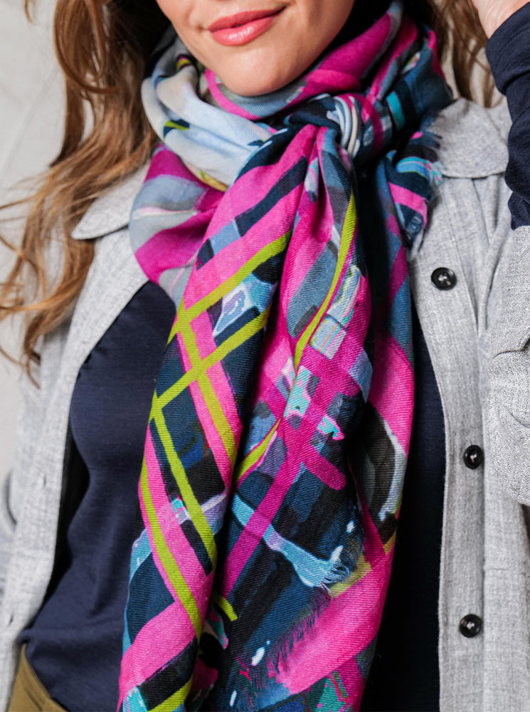Load image into Gallery viewer, Ritual Merino Wool Scarf