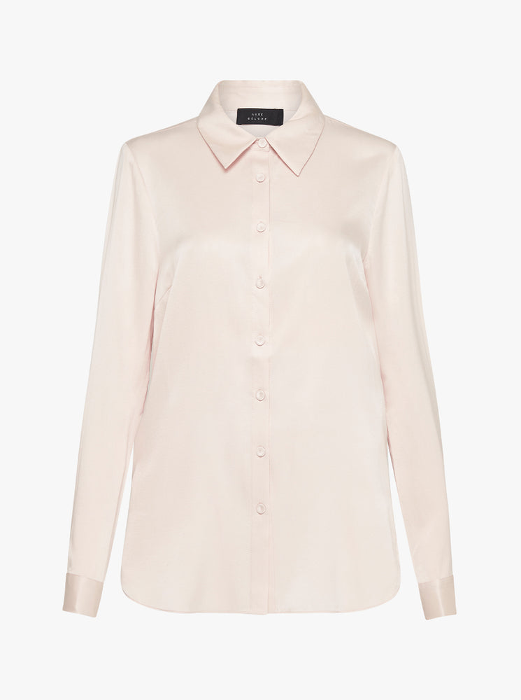 Load image into Gallery viewer, *PRE-ORDER* Luxe Silk Classic Shirt