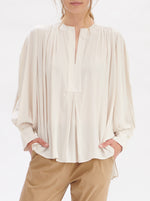 Saddle Blouse