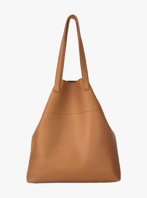 Load image into Gallery viewer, Roamer Leather Shopping Bag
