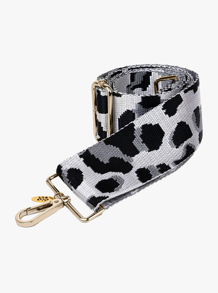 Load image into Gallery viewer, Leopard Woven Strap