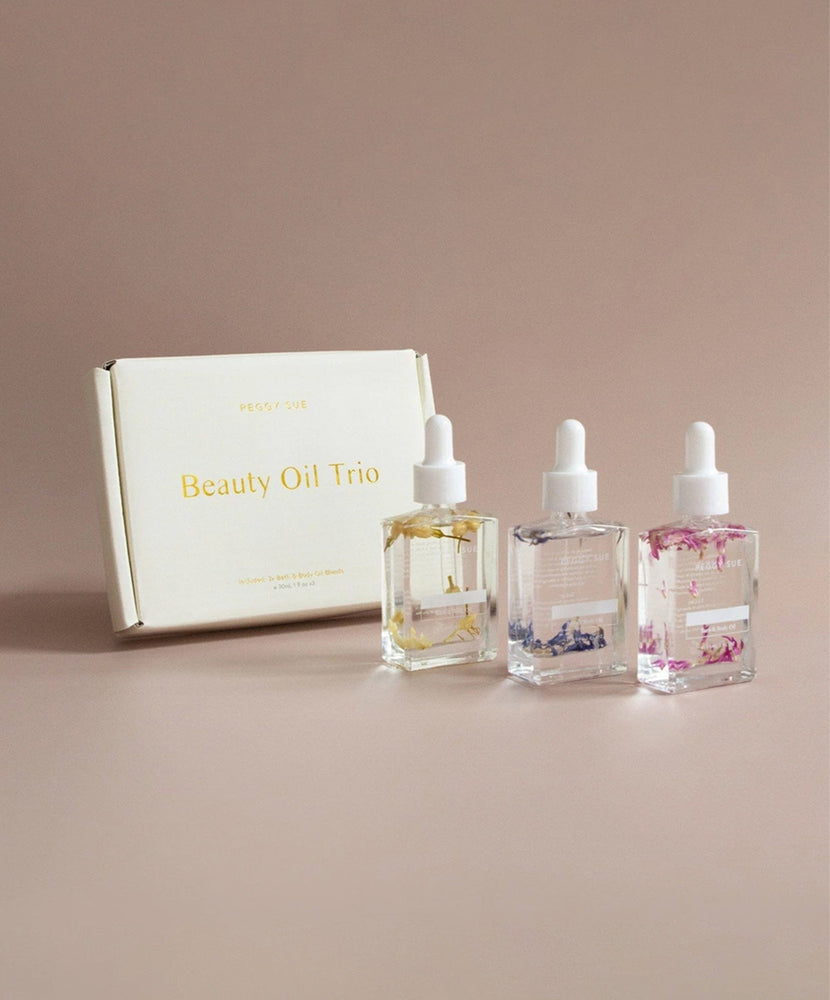 Beauty Oil Trio