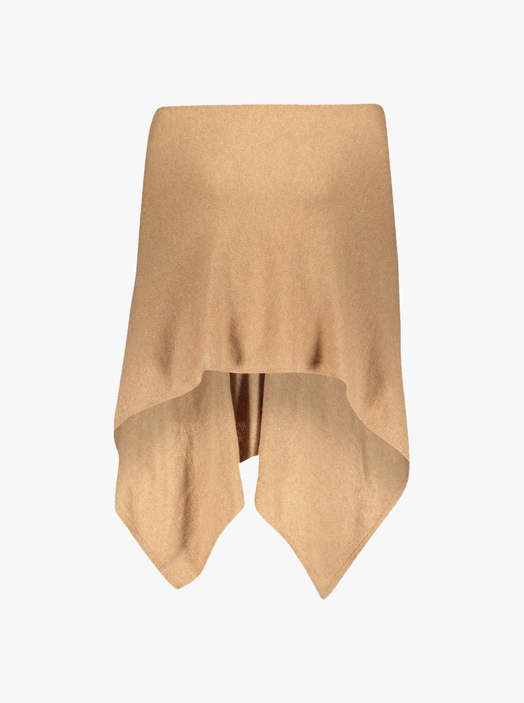 Load image into Gallery viewer, Cashmere Topper Camel