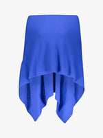 Cashmere Topper Cruise Blue