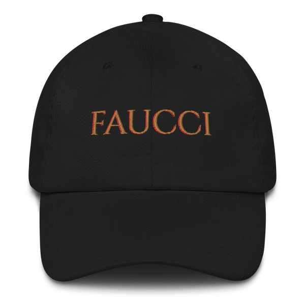 Black Faucci Hat [LIMITED EDITION]