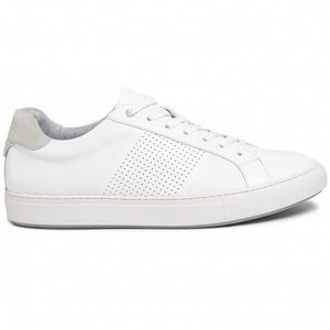 Baskets Digel blanches en cuir