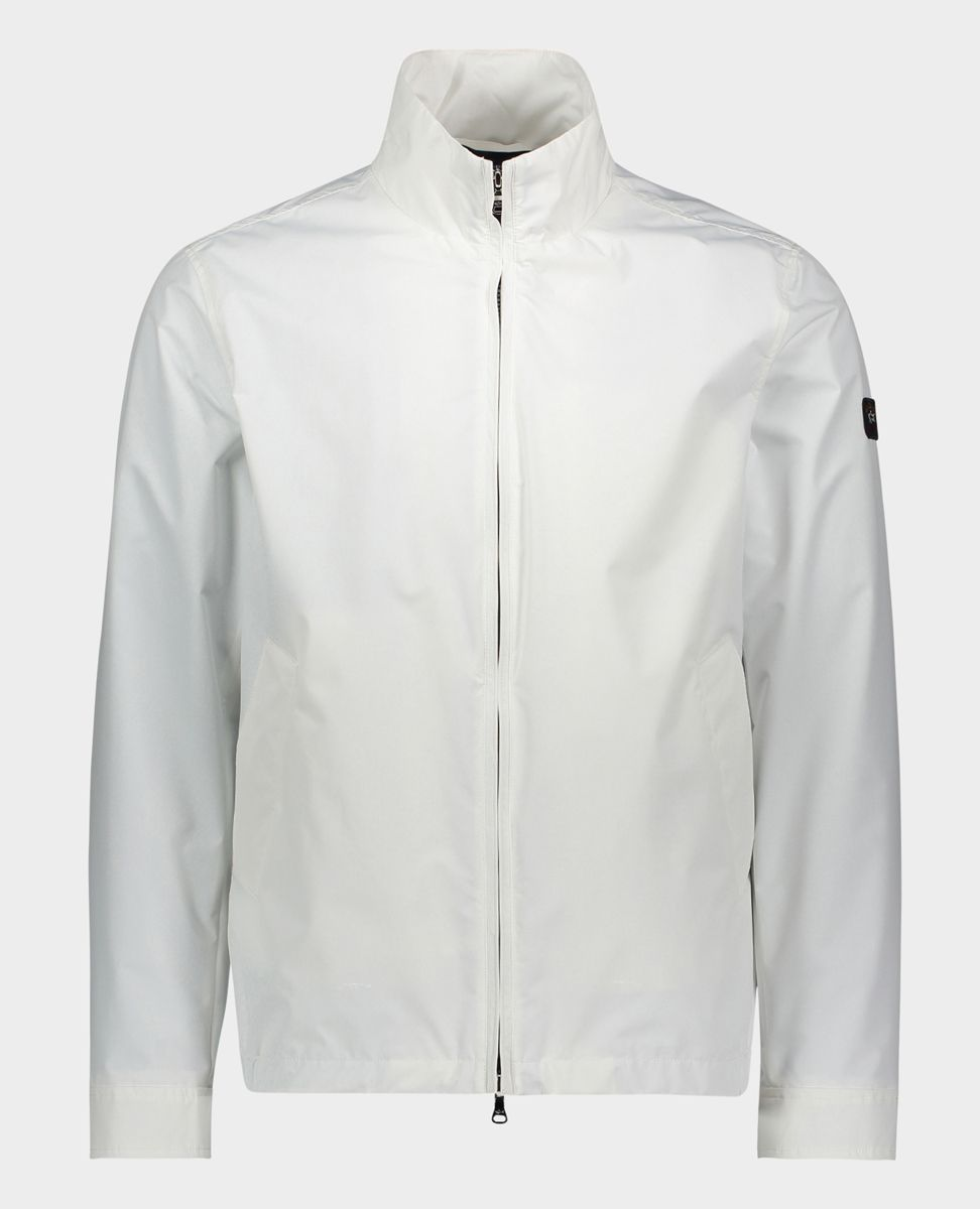 Veste coupe vent Typhoon Paul & Shark blanche