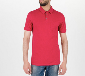 Polo Lee Cooper coton uni