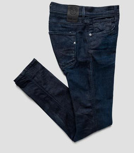 Jean Hyperflex Clouds slim bleu denim strecht