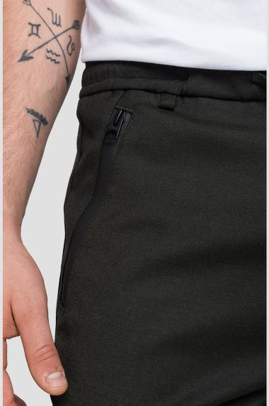 Pantalon de jogging Replay noir