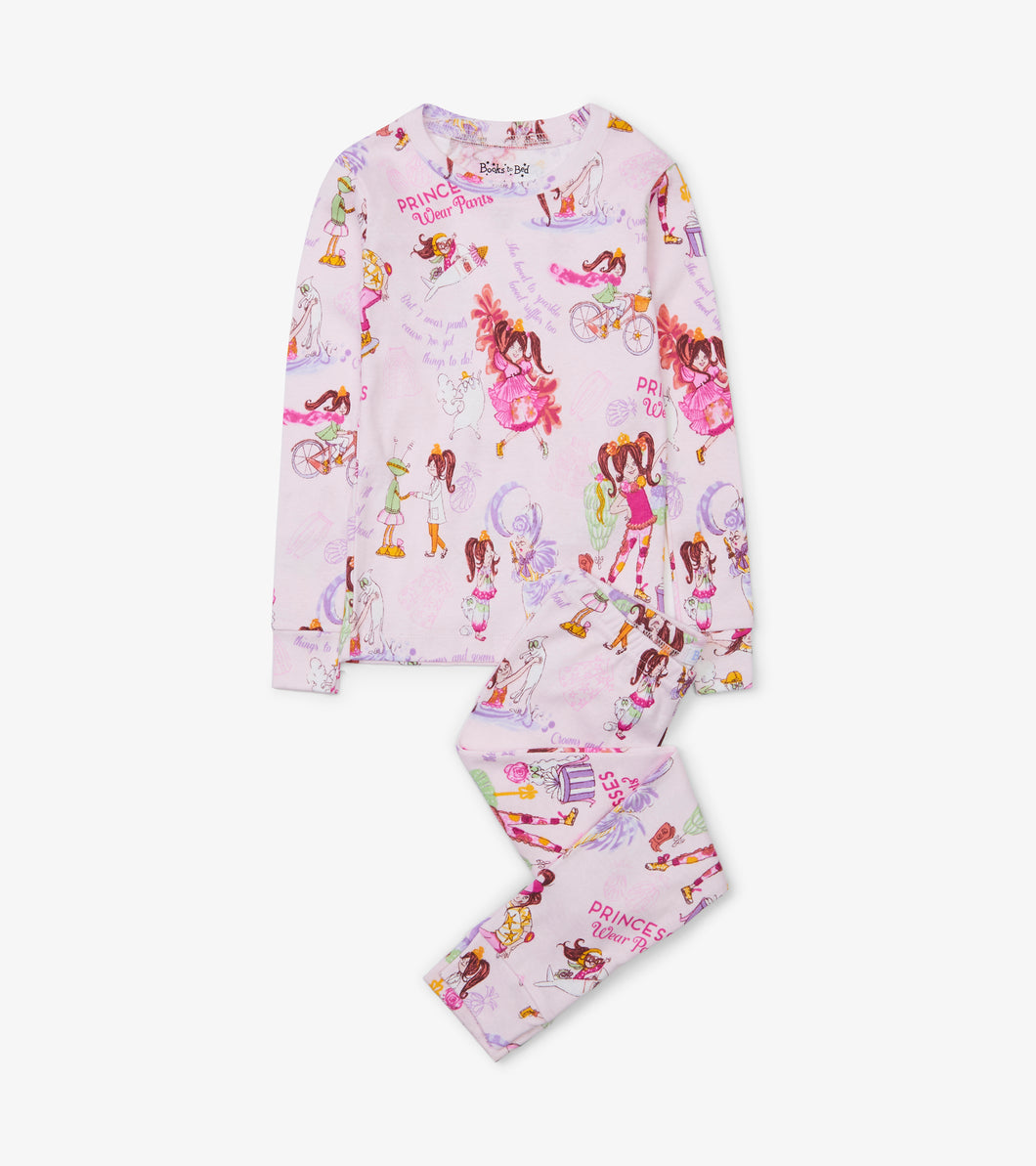 Books To Bed - Princess Wear Pants Pyjama