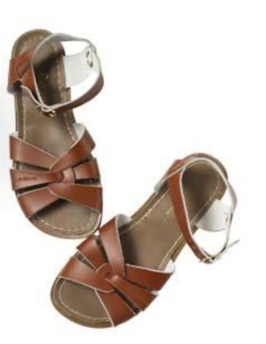 Salt Water Sandals - Original Tan