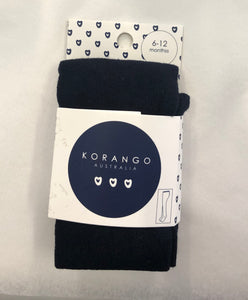 Korango Stocking - Navy
