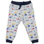 Load image into Gallery viewer, Korango Excavator Cotton Pant Grey & Navy