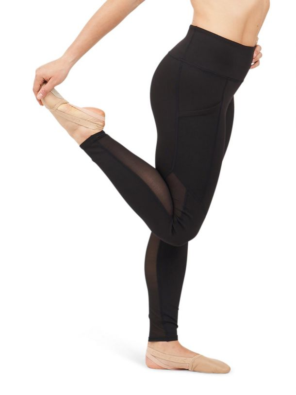 Dance Active Panelled Legging- Adult