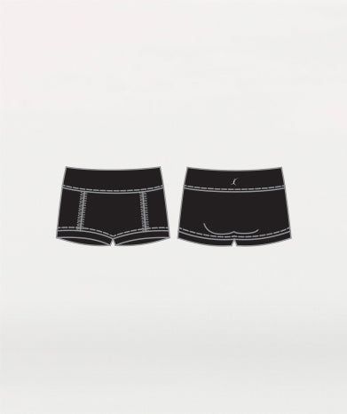 Core™ Active Boy-Cut Short