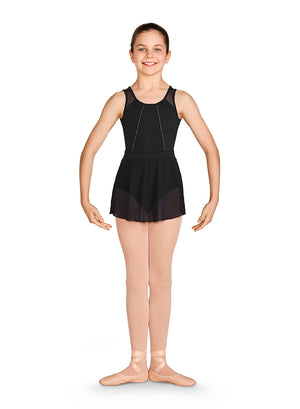 Open image in slideshow, Caidyn Skirted Leotard