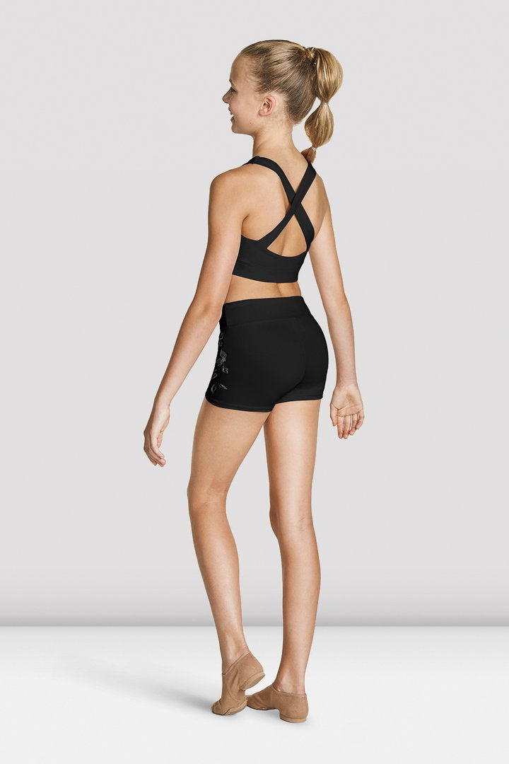 High Waist Bike Shorts FR5215C