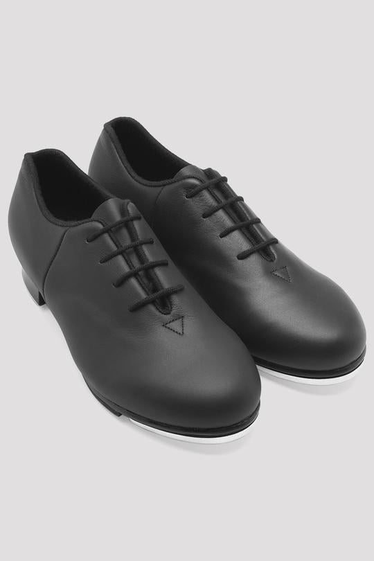Audeo Jazz Leather Tap Shoe- Adult