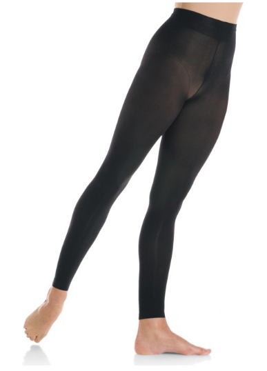 318 Footless Ultra Soft Tight- Adult
