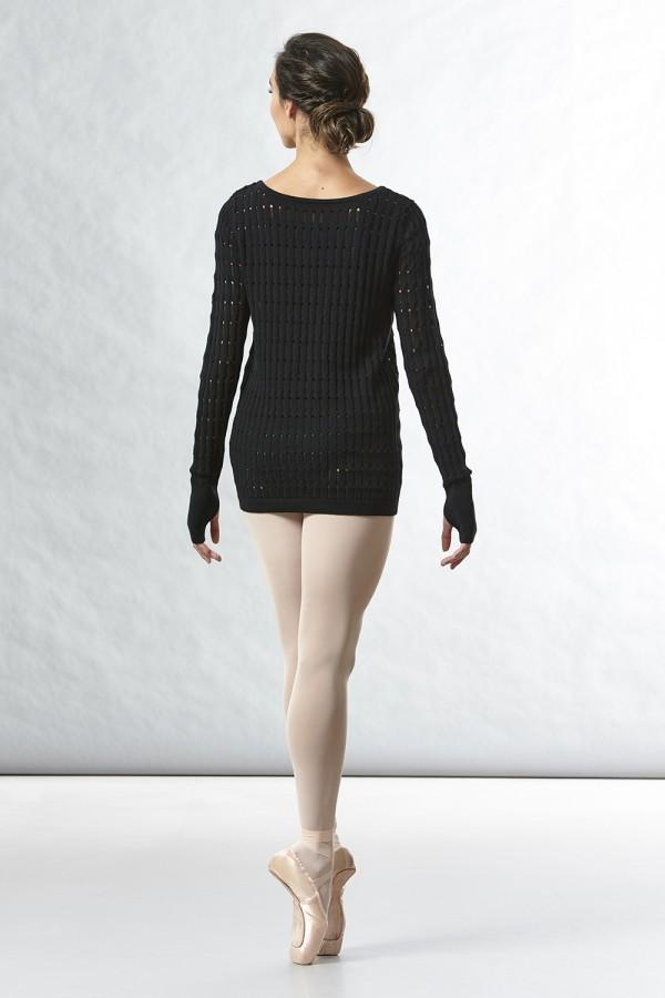 Shina Knitted Long Sleeve Sweater