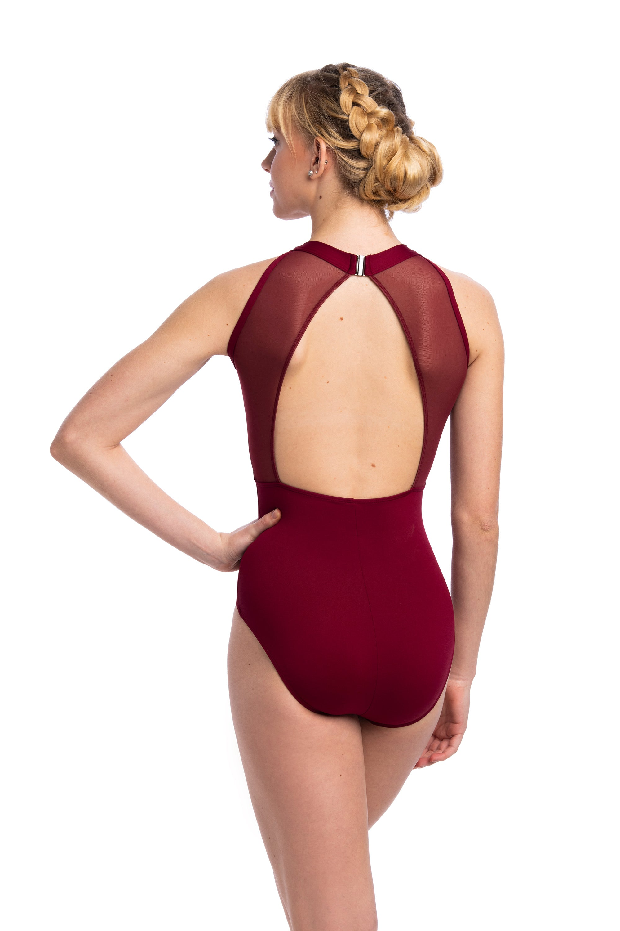 Zara Leotard with Mesh- Limited Edition*