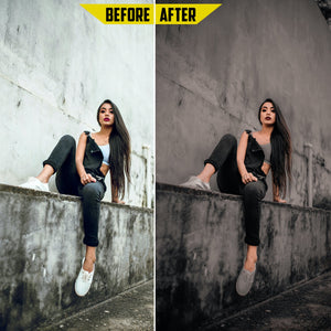 Dark Club Lightroom Mobile Preset - Dollar Presets - Lightroom Mobile Presets