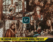 Load image into Gallery viewer, 4 Presets - 50% OFF Halloween SALE - Lightroom Mobile Presets - Dollar Presets - Lightroom Mobile Presets