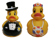 Rubber Ducks Wedding Bride and Groom set, Waddlers brand wedding gift Set-Bri...