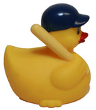Rubber Duck Baseball, Waddlers Rubber Ducks That Race Upright, Sports Themed Toy Bathtub Rubber Ducky Birthday Party Gift-all Depts.baseball Lovers Special Gift