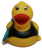 Rubber Duck Sports & Internet Surfer, Waddlers Brand Rubber Ducks That Float Upright, Toy Bathtub Rubber Ducky Birthday & Party Favors Gift, All Depts. Gift 4 Surfers