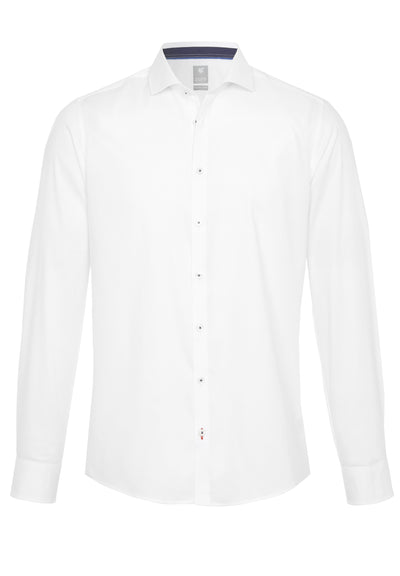 3388-788 - City Hemd Silver - weiß - pureshirt