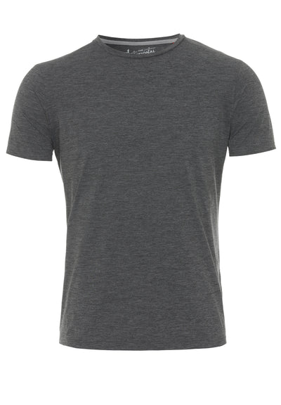 3393-92940 - Functional T-Shirt slim fit - grau - pureshirt