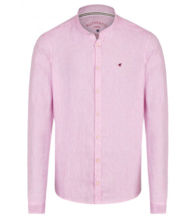 3801-21602 PURE- Casual Hemd Slim Fit Langarm 340 uni rosa