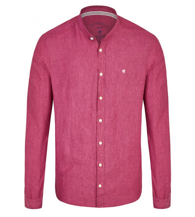 3801-21602 - Casual Hemd Slim Fit - rot - pureshirt