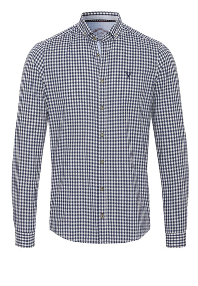 C72608-21227 158 PURE Hemd Tracht SLIM FIT Langarm - pureshirt