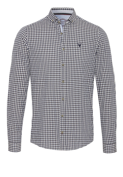 C72608-21227 258 PURE Hemd Tracht SLIM FIT Langarm - pureshirt