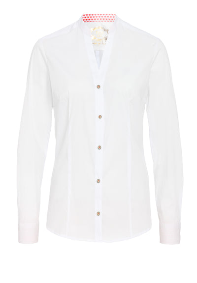C72666-91833 900 PURE Bluse Tracht SLIM FIT Langarm - pureshirt