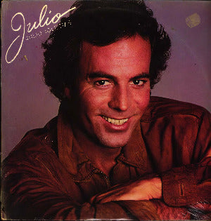 JULIO IGLESIAS - Julio (vinilo sellado)
