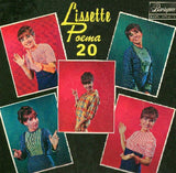 LISSETTE - Poema 20 - Vol. 2 (vinilo sellado)