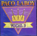 PACO LABOY Vocal 3