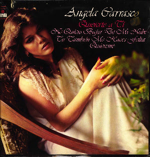 ANGELA CARRASCO  –  Quererte a ti… (vinilo sellado)