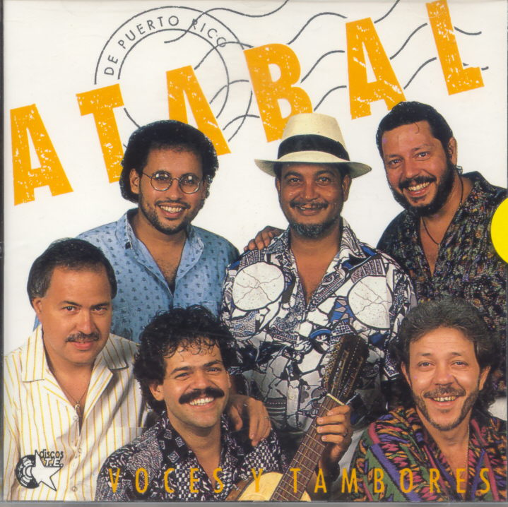 ATABAL - Voces y tambores